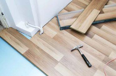 engineered wood floor repair in lexington