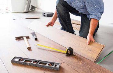 hardwood floor installation in lexington
