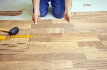 laminate flooring installation in lexington