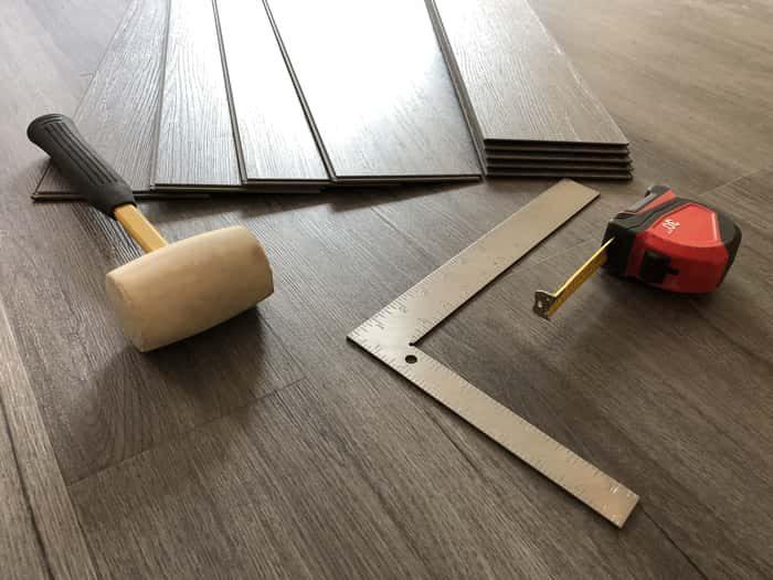 vinyl flooring installation in lexington